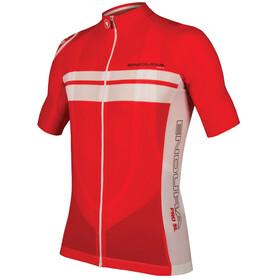 Endura Pro SL Lite Kortærmet cykeltrøje Herrer rød